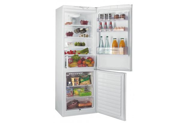 Nefunkční lednice a mrazák